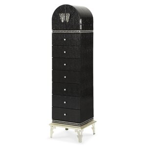 Hollywood Swank 7 Drawer Lingerie Chest by Michael Amini (AICO)