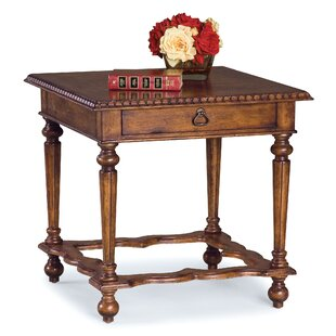 Heirloom Square End Table by Fairfield Chair