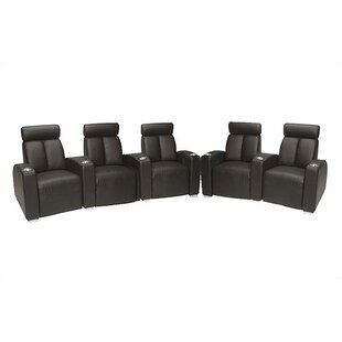 Ambassador Home Theater Row Seating (Row Of 5) By Bass