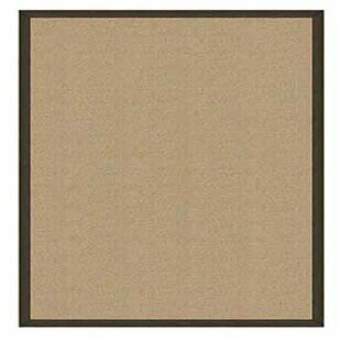 Great choice Nannette Hand-Tufted Sisal/Dark Green Area Rug By Darby Home Co