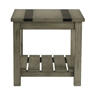Burleigh End Table by Loon Peak