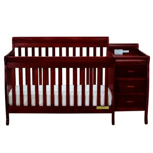 Kimberly 3-in-1 Convertible Crib