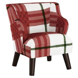 Tavistock Modern Kids Club Chair by August Grove