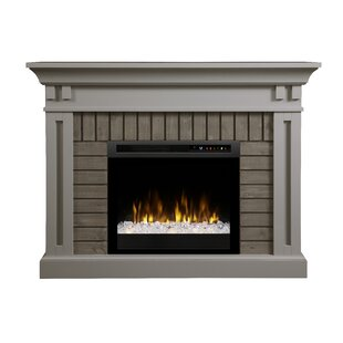 Brookins Electric Fireplace by Darby Home Co