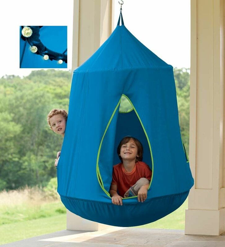 HugglePod® HangOut Play Tent  sc 1 st  Wayfair & HearthSong HugglePod® HangOut Play Tent u0026 Reviews | Wayfair