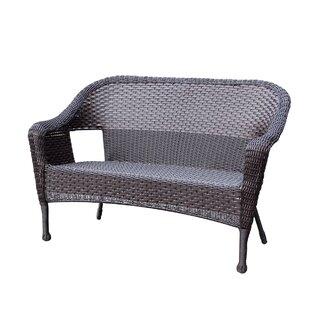 Outdoor Resin Wicker Sofa Wayfair