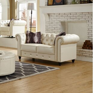 Eulalie Loveseat by Charlton Home
