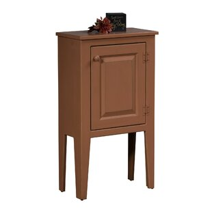 Gomer 1 Door Accent Cabinet by August Grove