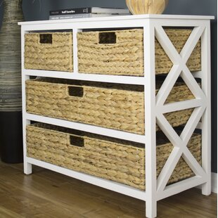 Anastasia 4 Drawer Accent Chest by Highland Dunes