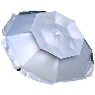 Solar Guard 6' Beach Umbrella