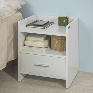 Carnahan Bedside Table By 17 Stories