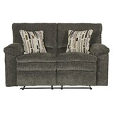 Tosh Reclining 60'' Pillow Top Arm Loveseat by Catnapper
