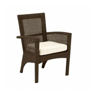 Trinidad Patio Dining Chair with Cushion