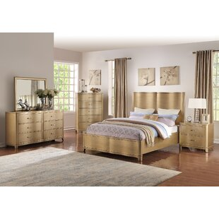 Ryde Panel Configurable Bedroom Set by Everly Quinn
