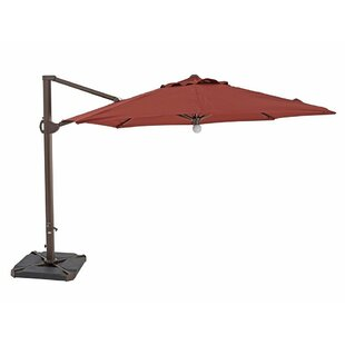Red Barrel Studio Deacon Patio Offset 11.5' Cantilever Umbrella