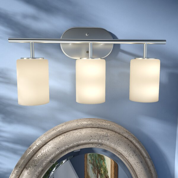 Albus 3-Light Dimmable Vanity Light by Andover Mills™