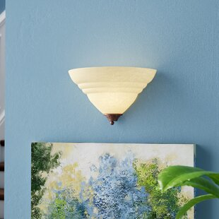 Jami 1-Light Wall Sconce By Fleur De Lis Living Wall Lights