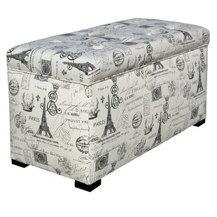 Pavot Upholstered Storage Bench