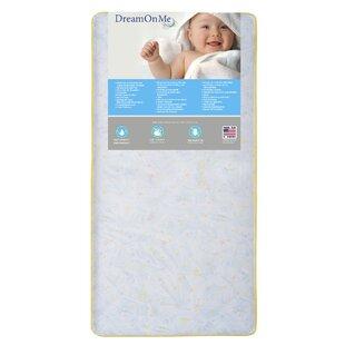 Star Light 6 Crib & Toddler Mattress ByDream On Me