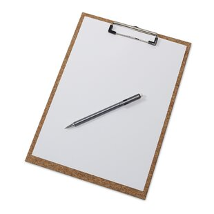Writing Tablet By Symple Stuff