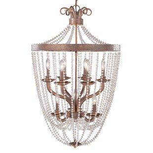 Classic Lighting Grace 9-Light Bowl Pendant