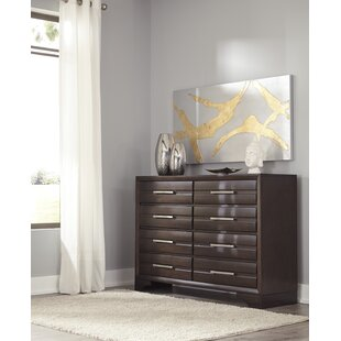 Setzer 8 Drawer Double Dresser by Ivy Bronx Fresh