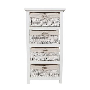 Exceptionnel Maize 4 Drawer Chest