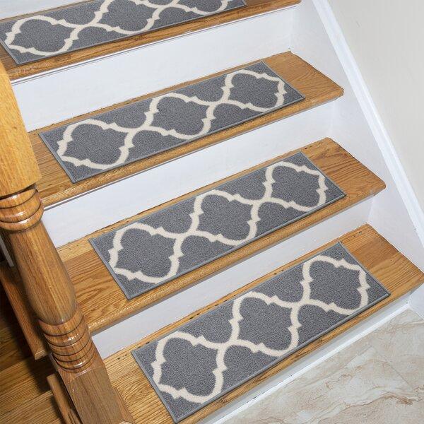 Canora Grey Arette Stair Tread Amp Reviews Wayfair Ca