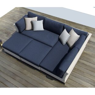 Torrance Patio Sectional with Cushions