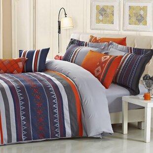 Loon Peak Woodlake 5 Piece Comforter Set