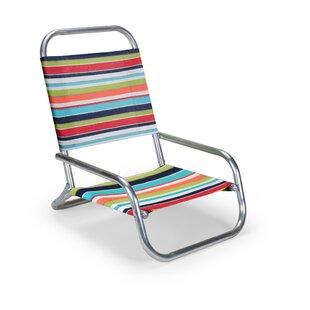 Sun and Sand Folding Beach Chair by Telescope Casual
