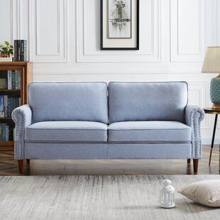 Light Gray Sofa 2+3 Seat For Living Room by Red Barrel Studio