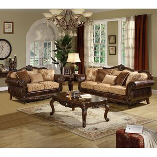 Inexpensive Mccarthy 3 Piece Configurable Living Room Set by Astoria Grand Reviews (2019) & Buyer's Guide