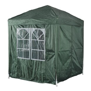 Small Point 2m W X 2m D Steel Pop-Up Gazebo By Sol 72 Outdoor