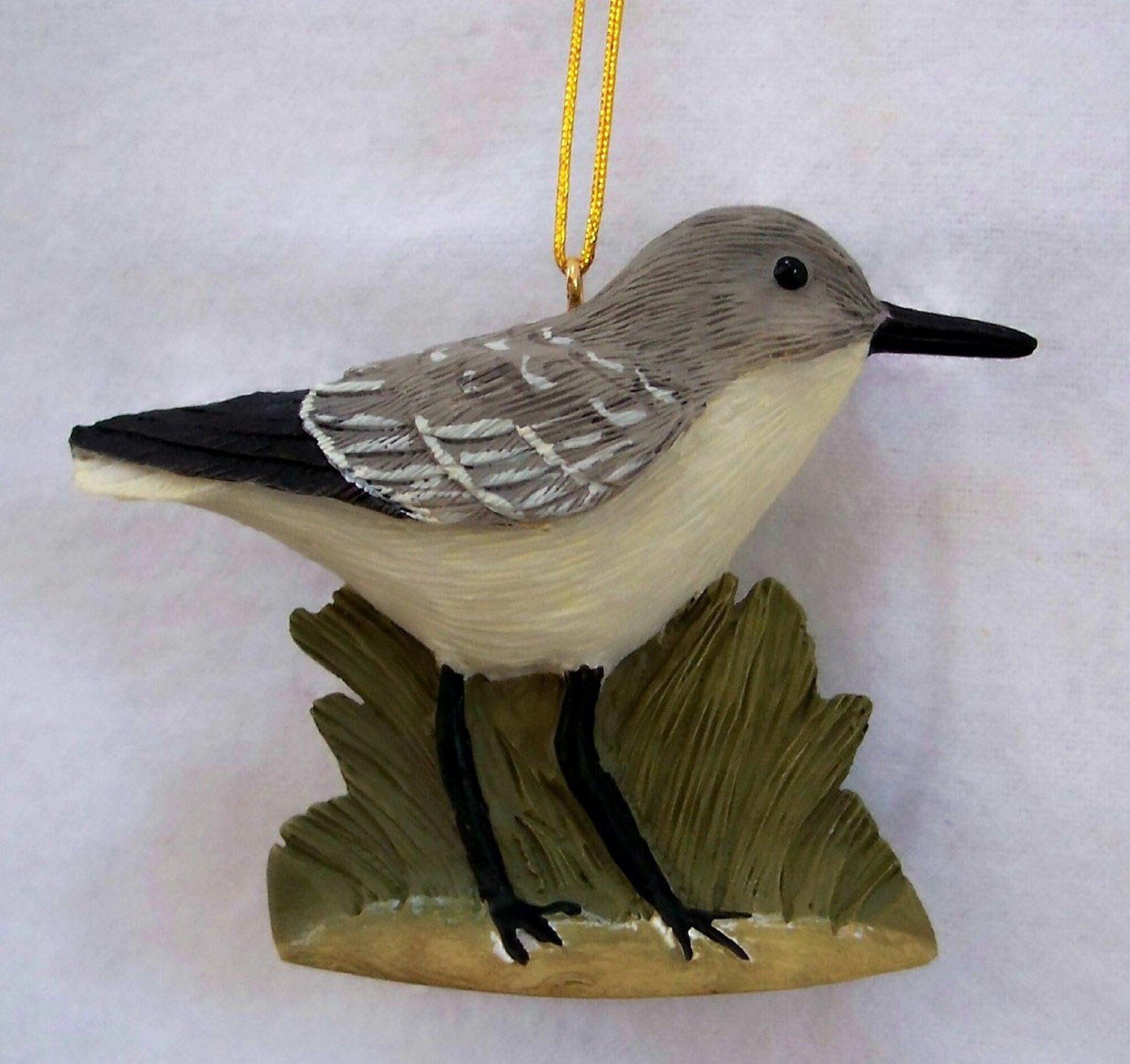 Songbird Essentials Sandpiper Hanging Figurine Wayfair