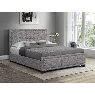 Review Mercedes Upholstered Bed Frame