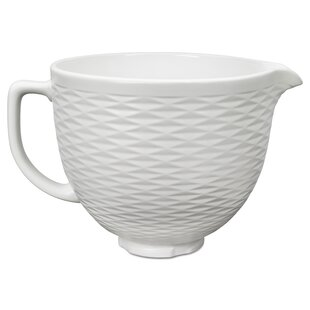 Design Series Embossed Ceramic Bowl - KSMCB5