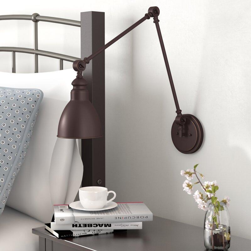 Gardenshire Swing Arm Lamp