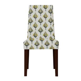 Latitude Run Haddonfield Ferns Side Chair (Set of 2)