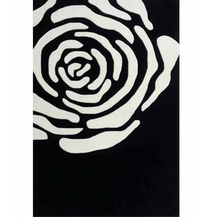 Buying Transition Black/White Area Rug By Rug Factory Plus