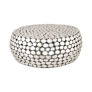 Bettache Pebble End Table by World Menagerie