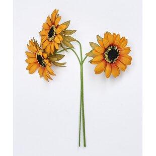 Bundle Sunflower Floral Arrangement (Set of 3)