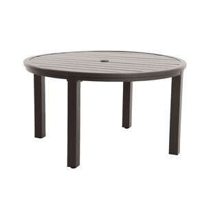 Biscarta Metal Dining Table by Royal Garden