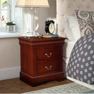 Homestead 2 Drawer Nightstand