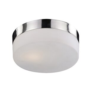 Whitfield Lighting Felix 2-Light Flush Mount