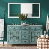 Annabella 60 Double Bathroom Vanity Set by One Allium Way®