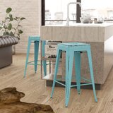 Fineview Bar & Counter Stool (Set of 2) by Trent Austin Design®