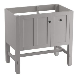 Bargain Tresham 36 Bathroom Vanity Base Only ByKohler