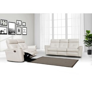 Dulcie 2 Piece Reclining Living Room Set by Orren Ellis