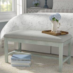 Lark Manor Fosse Upholstered Bench